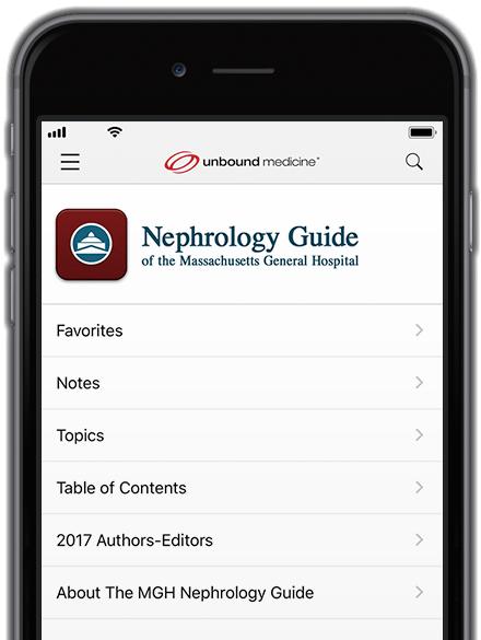 MGH Nephrology Guide