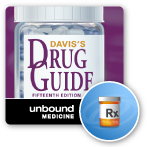 Davis's Drug Guide from Unbound Medicine