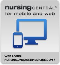 Nursing Central™ website login