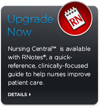 Upgrade to Nursing Central