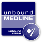 logo de l'application PubMed - Unbound MEDLINE