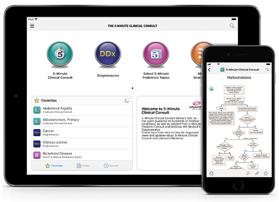 5-Minute Clinical Consult iOS iPhone iPad Android