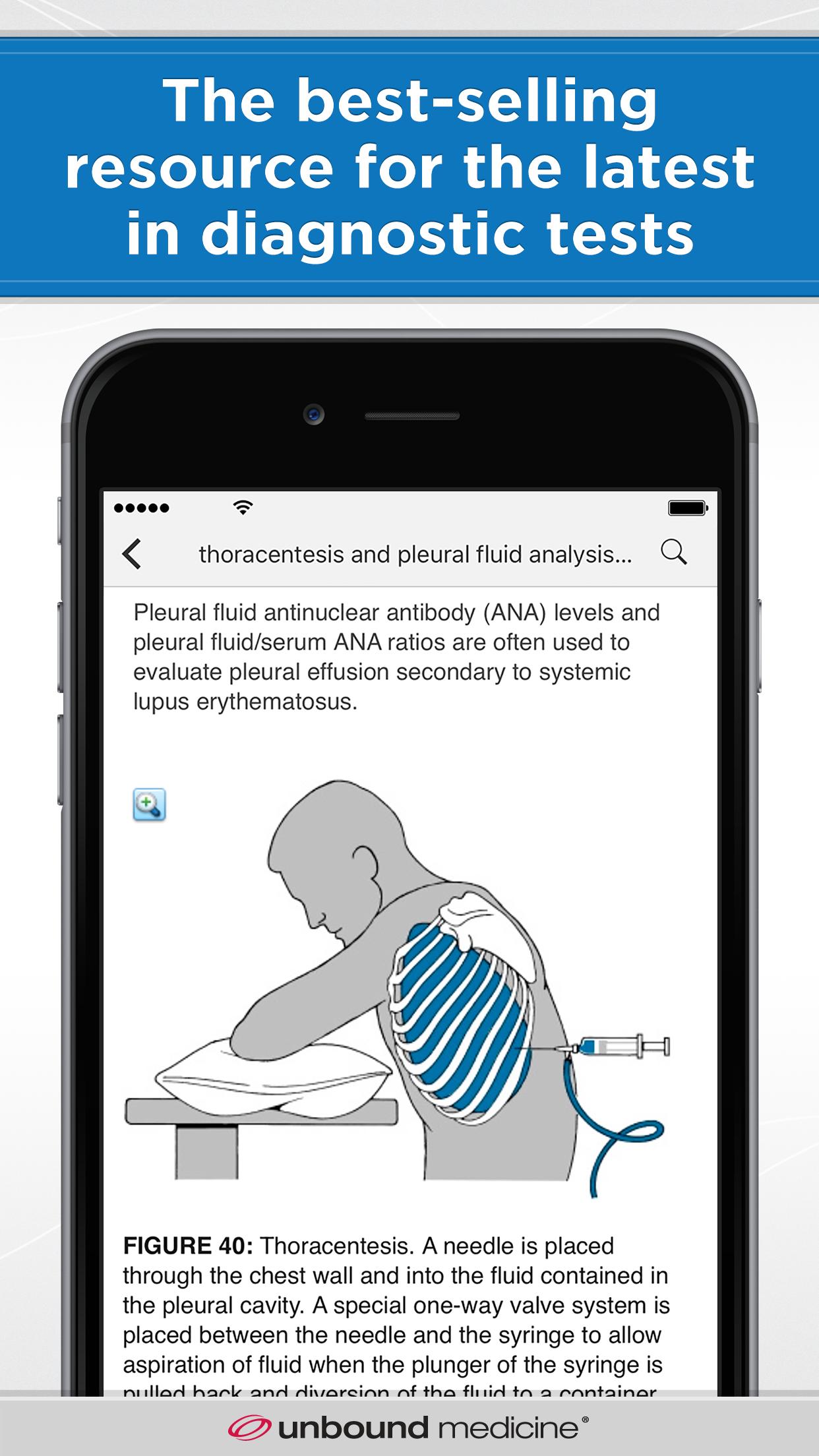 Unbound Medicine | Pagana: Diagnostic & Laboratory Test