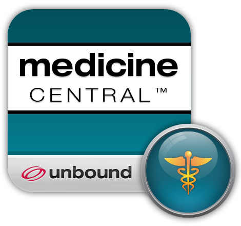 logo de l'application Medicine Central