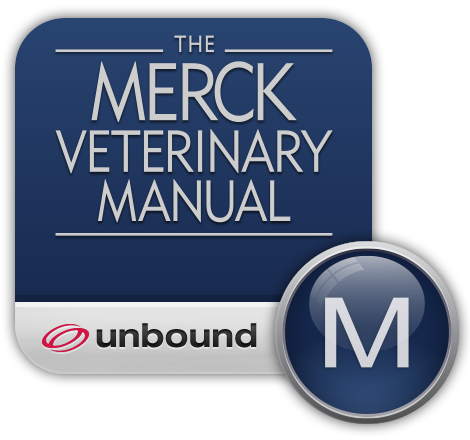 Unbound medicine ucentral content titles available the merck veterinary manual fandeluxe Images