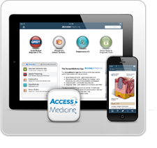AccessMedicine App powered by Unbound Medicine