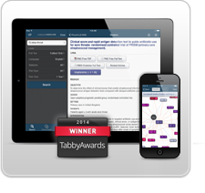 Unbound MEDLINE Tabby Award Winner