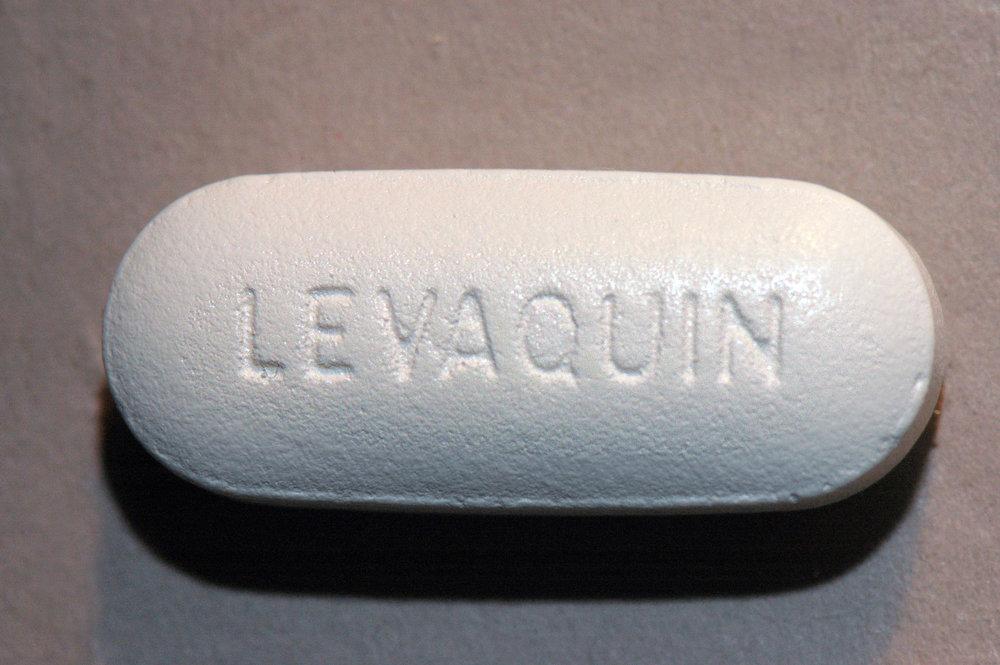 levoFLOXacin